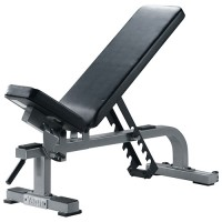 Flat-To-Incline Bench
