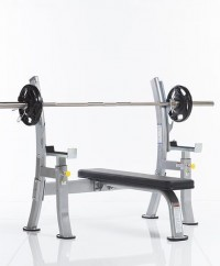Olympic Bench with Safety Stoppers COB-400