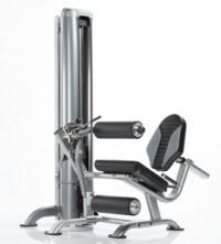 AP-71LEX Single Station Leg Ext/Curl (Aluminum Pulley's)